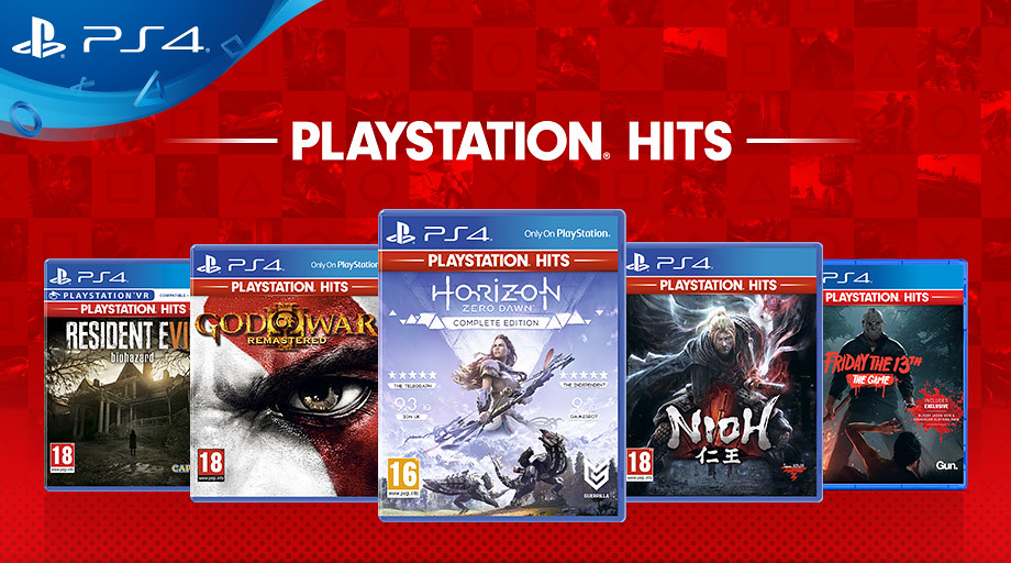 PlayStation Hits June 2019 Additions Announced, Full Games ... Ps3 Games List 2019