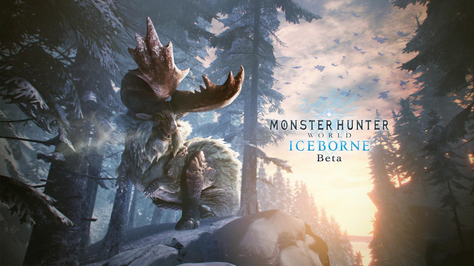 Monster Hunter World: Iceborne Beta Impressions • The Mako