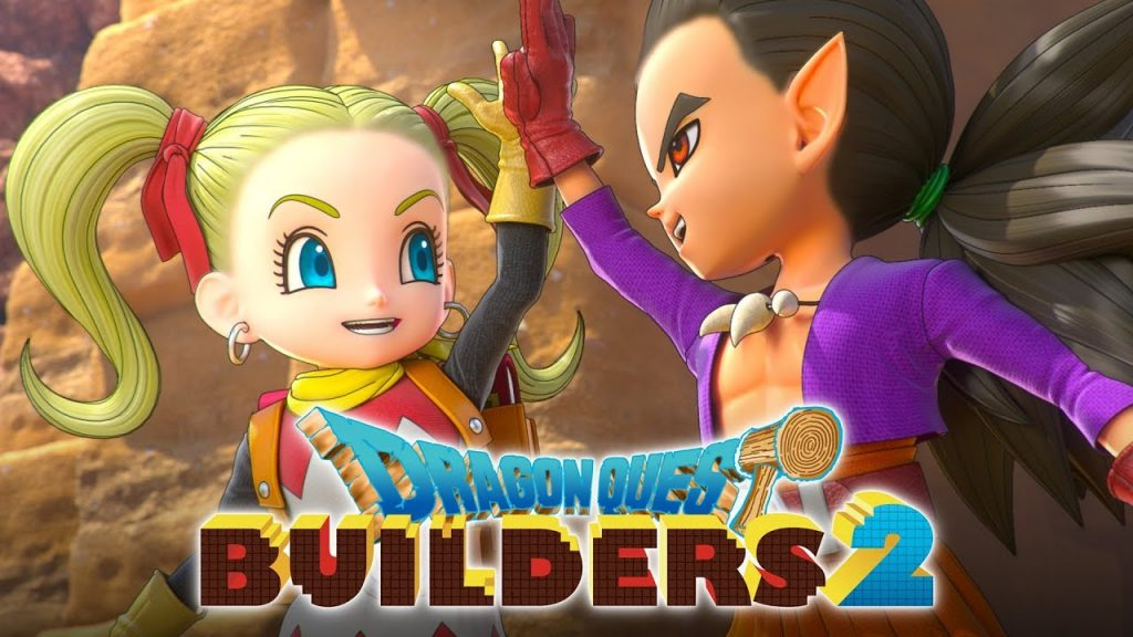 Dragon Quest Builders 2 Day One Patch Notes Revealed • The
