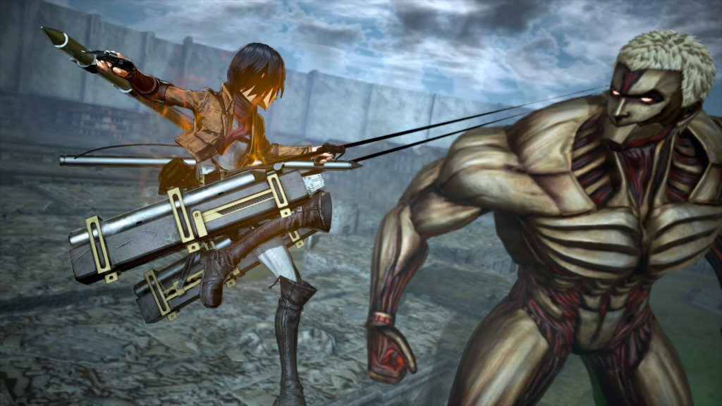Attack on Titan 2: Final Battle PS4 Review – On the Backs of