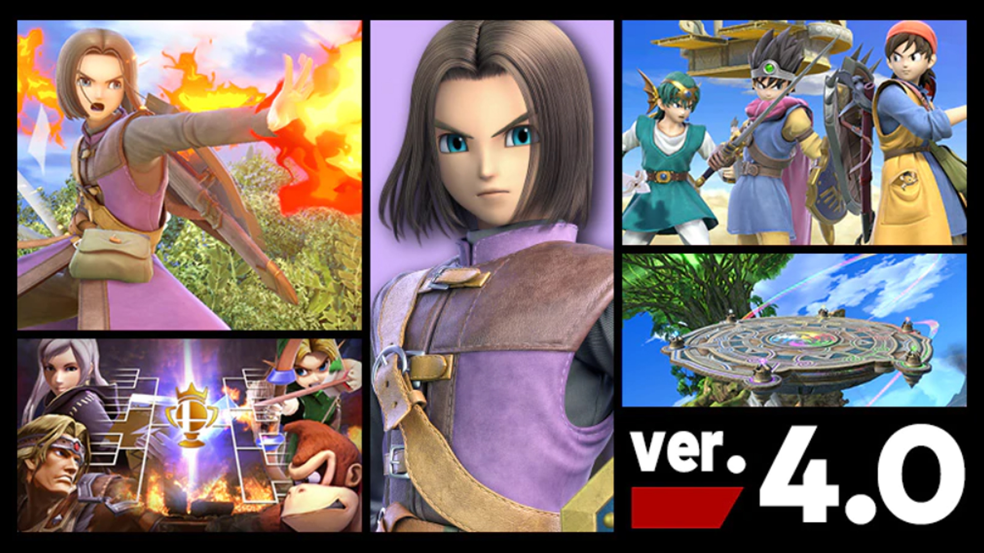 Super Smash Bros  Ultimate Spirit Board Challenge Pack 1 Free DLC