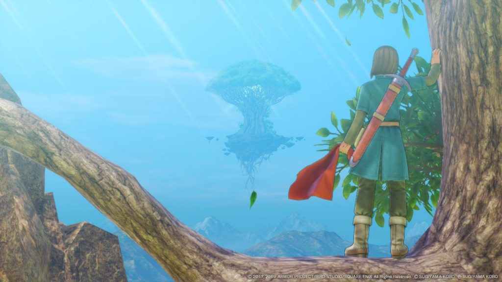 Dragon Quest XI S on Nintendo Switch Is One of the Most