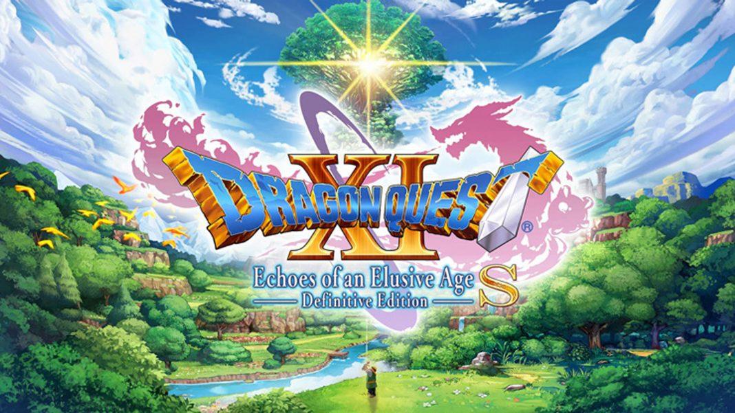Dragon quest xi switch
