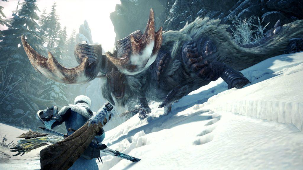 Monster Hunter World: Iceborne Patch 10 10 Release Date
