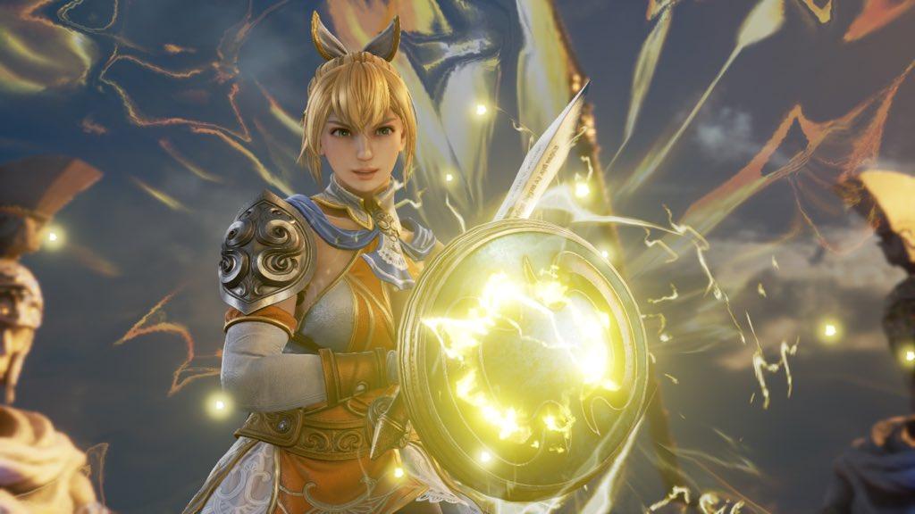 Soucalibur VI DLC Character Cassandra Release Date Announced