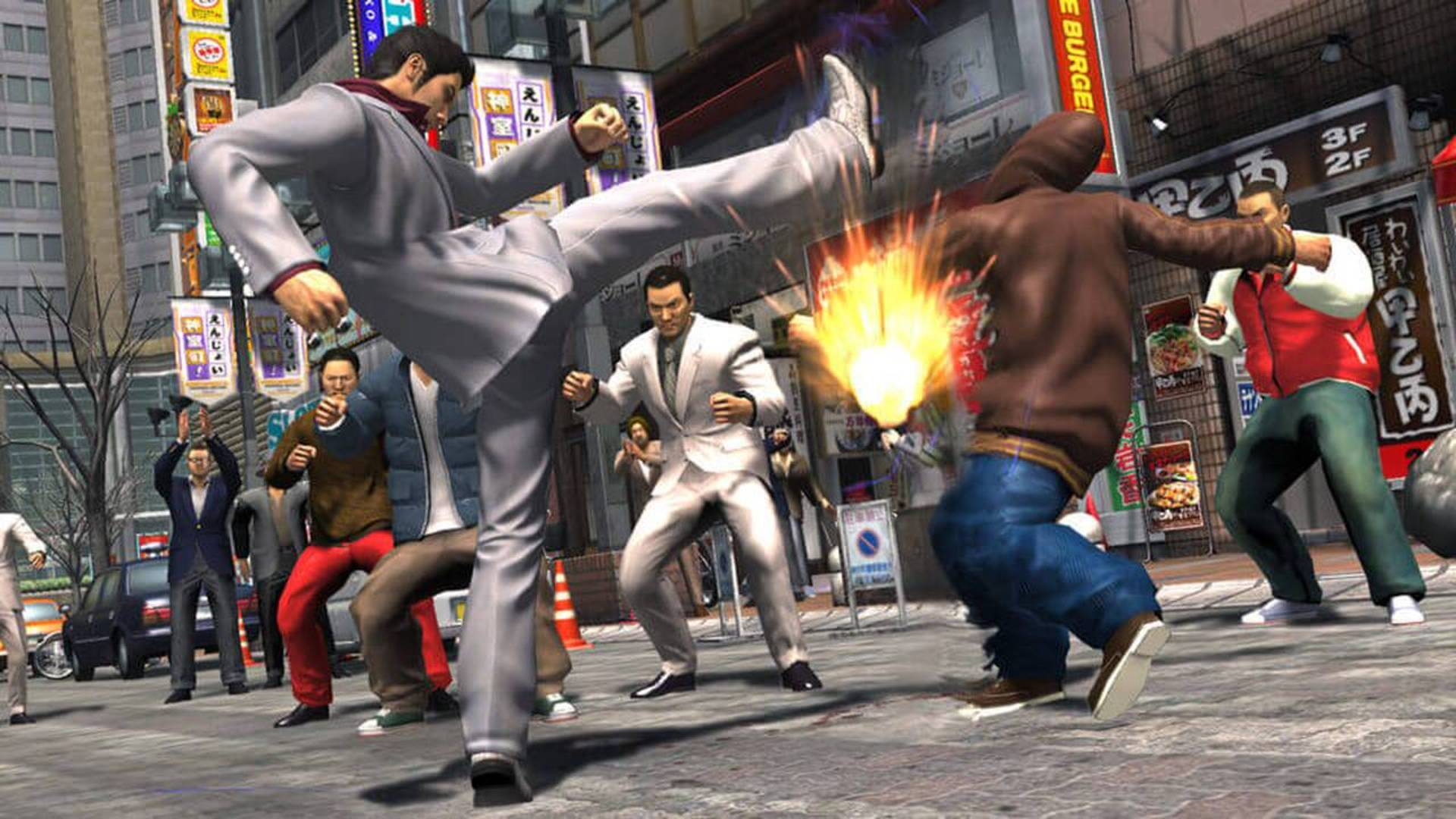 Here's Every Mini-Game in Yakuza 3 Remastered for the PS4