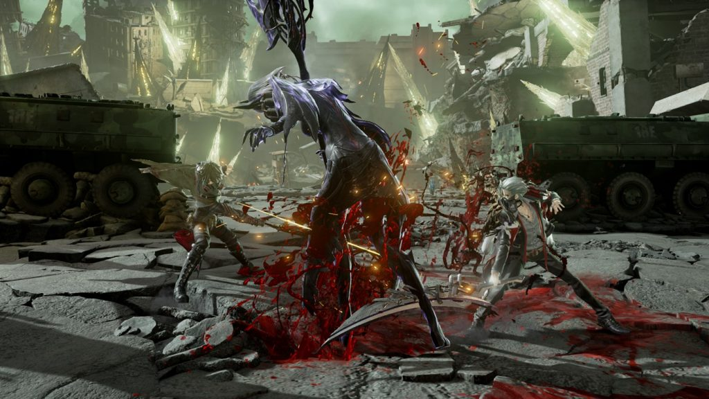 Code Vein Is An Accessible Take On Dark Souls With Better Pc