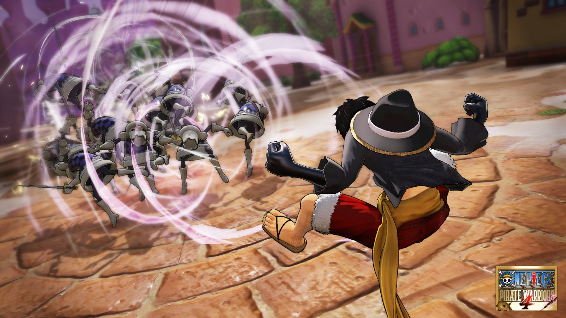 One Piece Pirate Warriors 4 Tgs 2019 Trailer Released Showcasing Wano Country Arc The Mako Reactor