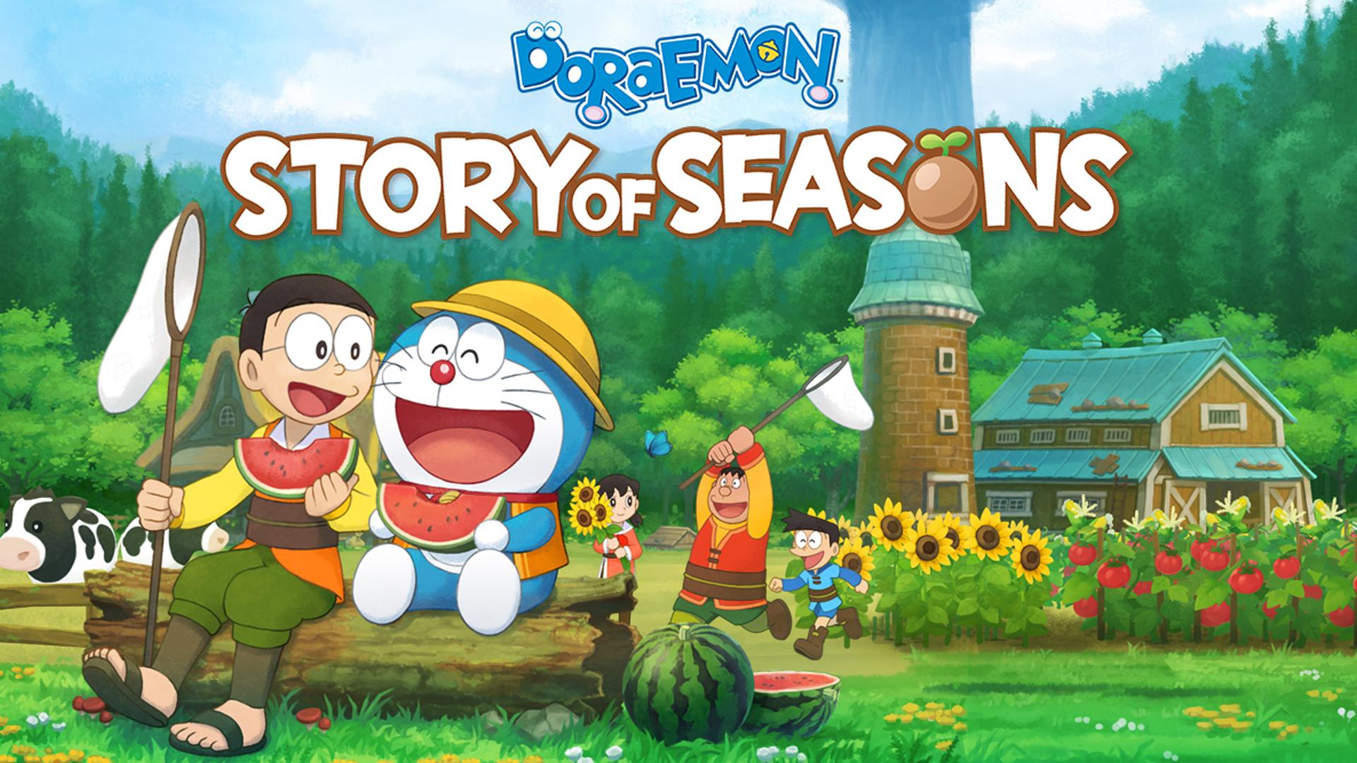 Doraemon Story of Seasons PC vs. Nintendo Switch - What to