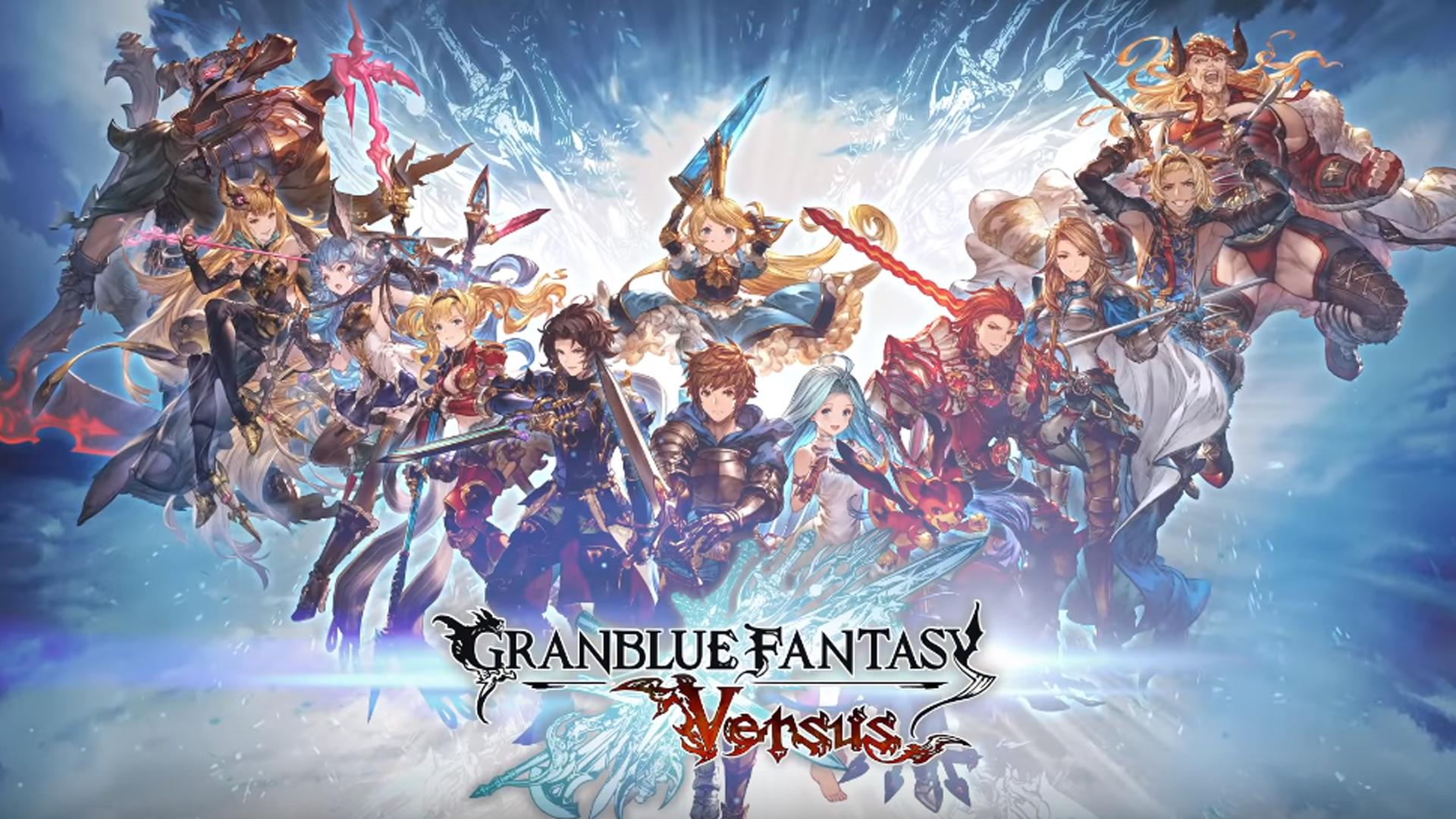 Slikovni rezultat za Granblue Fantasy Versus