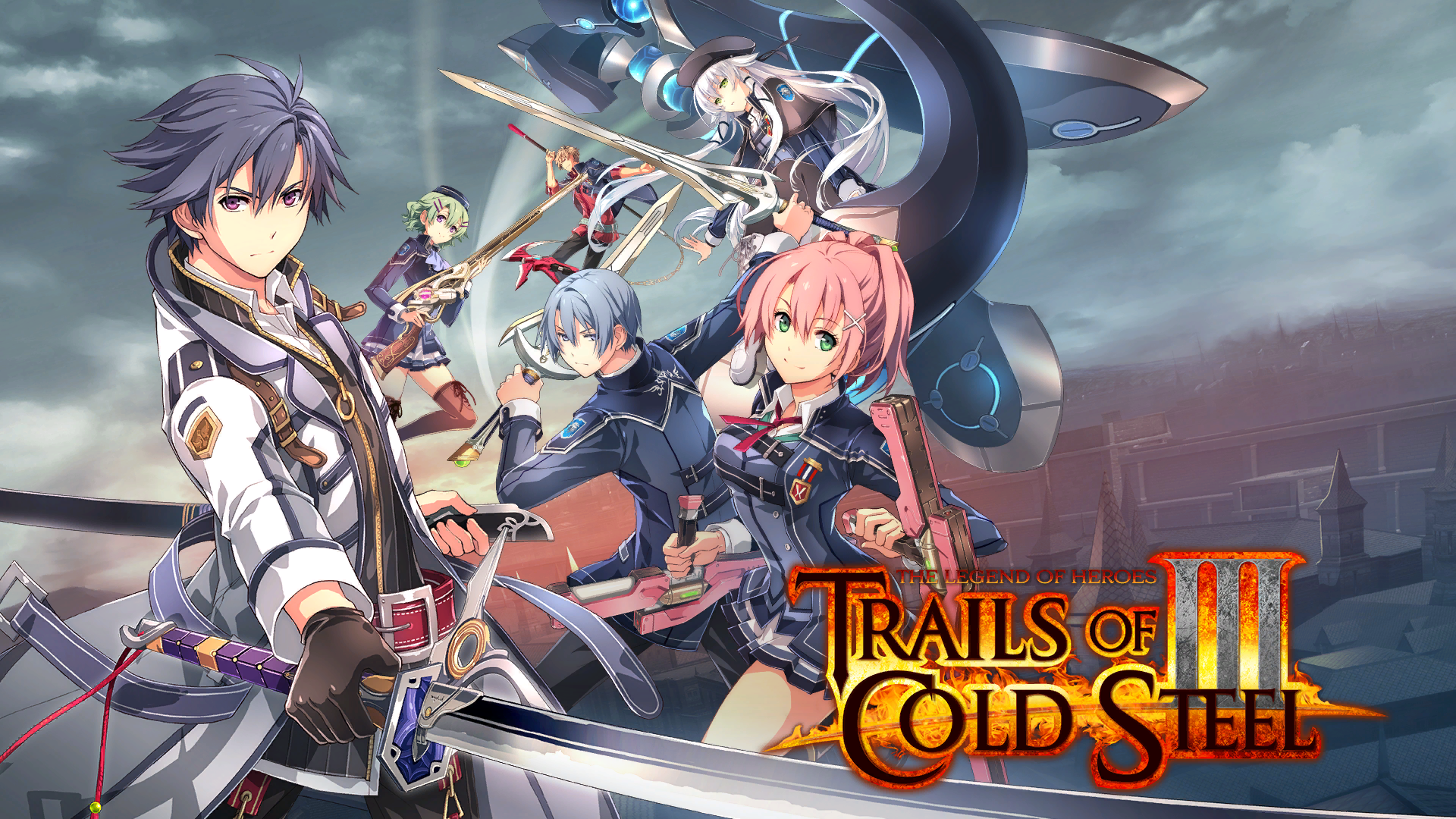 Everything You Need To Know About The Legend Of Heroes Trails Of