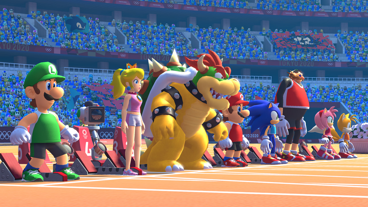 Best Switch Games 2020.Mario And Sonic At The Olympic Games Tokyo 2020 Review One