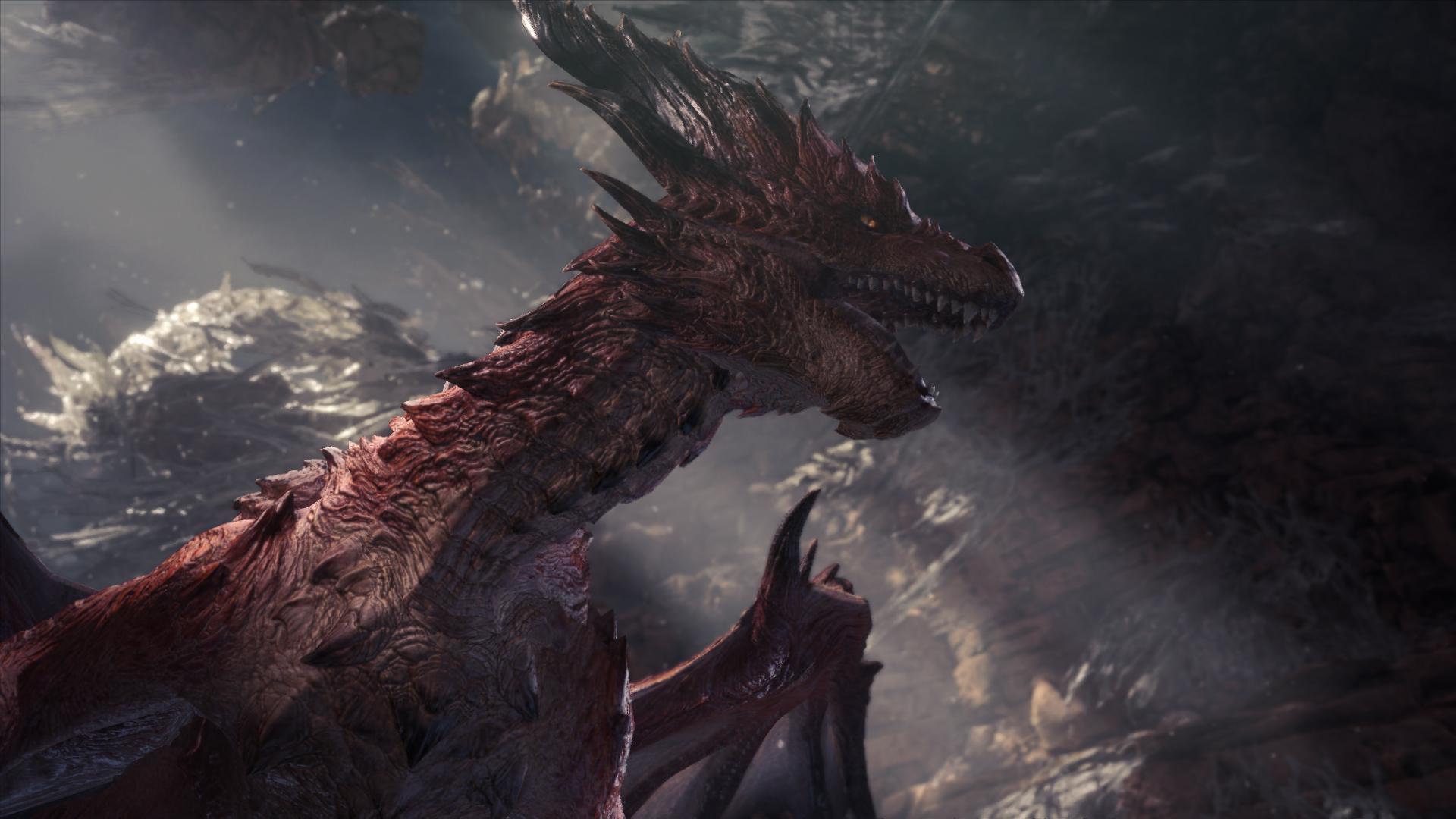 Monster Hunter World Iceborne Safi Jiiva Siege Release Date
