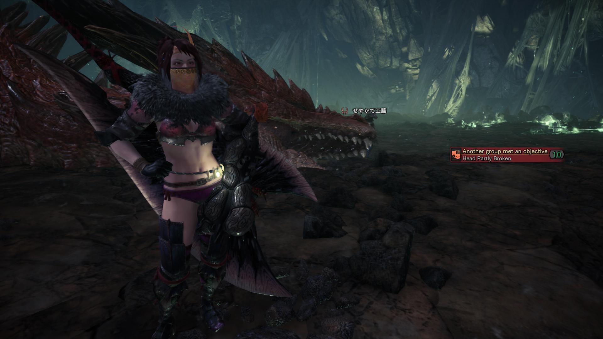 Monster Hunter World Iceborne Safi Jiiva Pc Version 12 11 Update