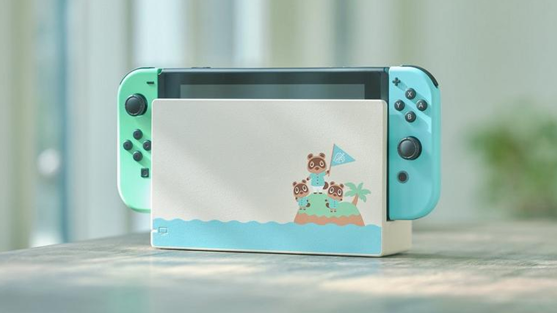 Animal Crossing: New Horizons Special Edition Console ...