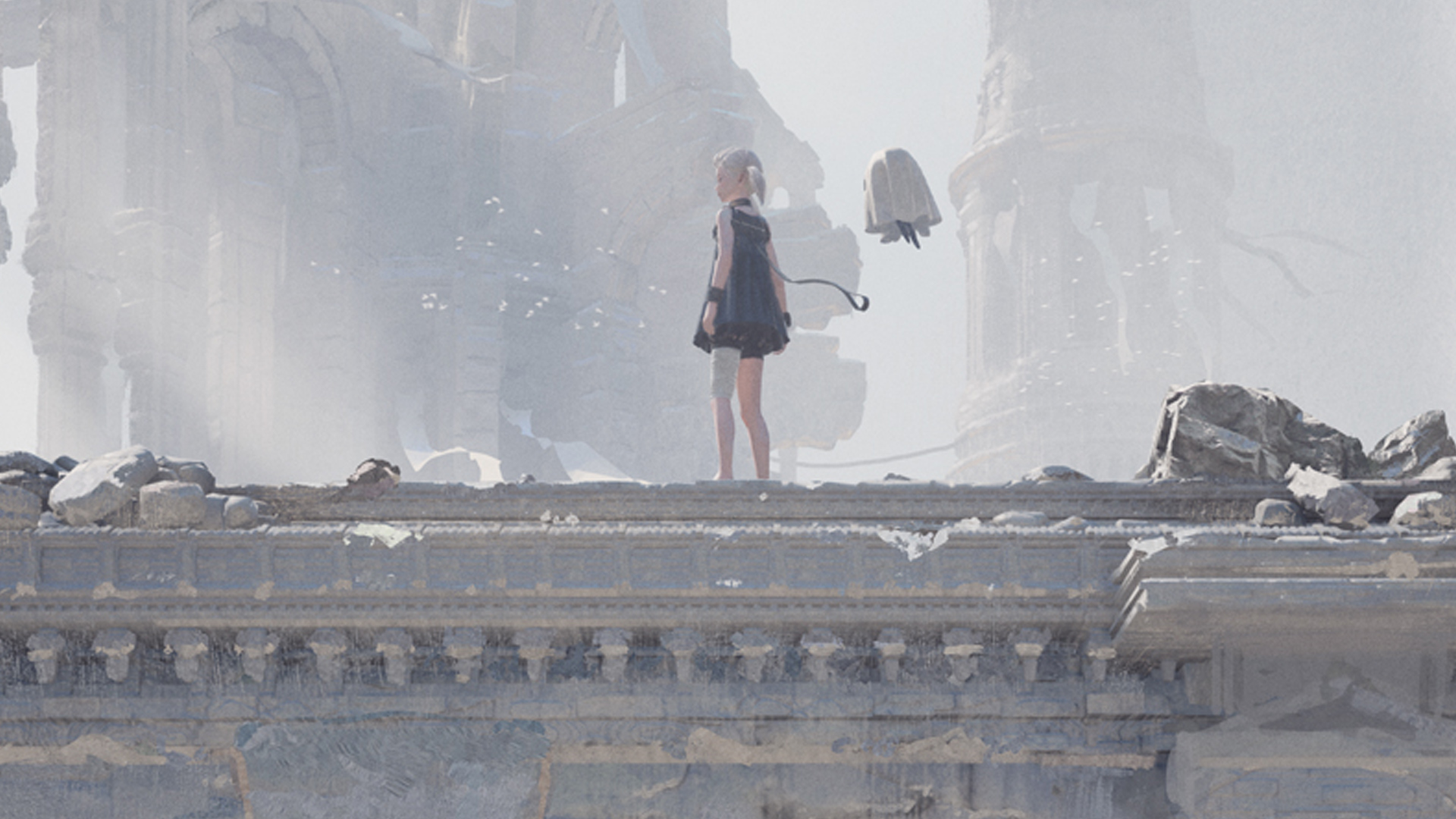 Nier Reincarnation Announced for iOS and Android • The Mako Reactor