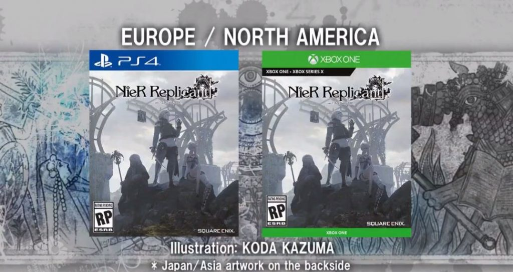 Nier Replicant Remaster Release Date Announced For Ps4 Xbox One And Pc The Mako Reactor