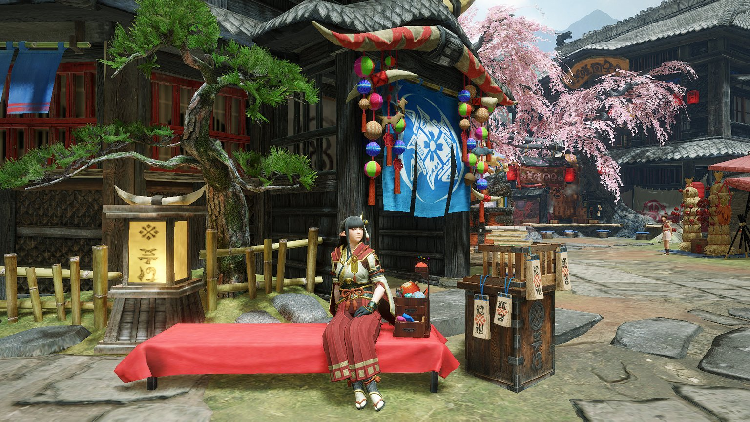 Monster Hunter Rise Charge Blade and Hunting Horn Gameplay Videos Released • The Mako Reactor